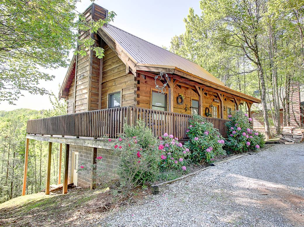 Home Sweet Home 3 Bedroom Cabin Rental In Sevierville Tn