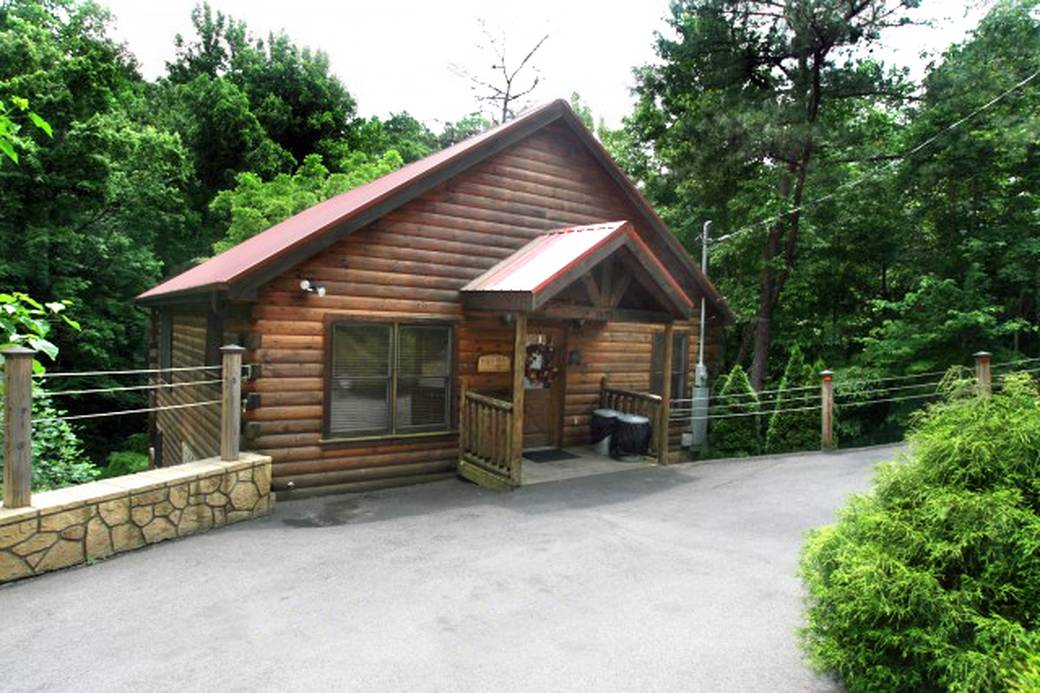 Giddy-Up - 1 Bedroom Cabin Rental in Sevierville TN