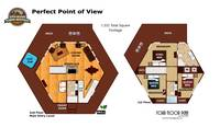 UNIT LAYOUT at XPERFECT POINTE OF VIEW in Sevier County TN