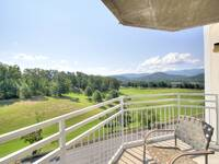 DECK / VIEW at 151 GOLF VISTA in Pigeon Forge TN
