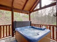 Taken at AMAZING MTN HIDEAWAY in Sevier County TN