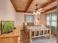 BEDROOM 2 at SMOKEY MTN PARADISE in Gatlinburg TN