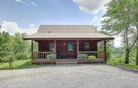 EXTERIOR at A ANGEL HAVEN in Sevier County TN
