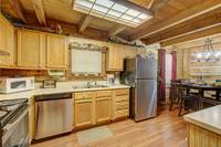 KITCHEN at AMBERWOOD in Sevier County TN