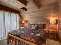 BEDROOM 2 (MAIN LEVEL) at HEAVEN SCENT in Gatlinburg TN