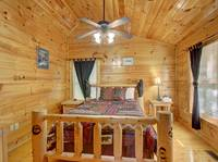 Taken at CABIN OF DREAMS in Sevier County TN