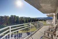 BALCONY at 162 GOLF VISTA in Pigeon Forge TN