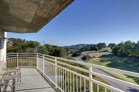 BALCONY VIEW at 162 GOLF VISTA in Pigeon Forge TN