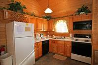 KITCHEN at FOREVER in Sevier County TN