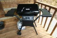 GAS GRILL at XAFTERNOON DELIGHT in Gatlinburg TN