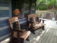 DECK at WILDWOOD in Sevier County TN