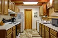 KITCHEN at WILDWOOD in Sevier County TN