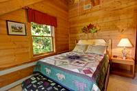 BEDROOM 2 at WILDWOOD in Sevier County TN