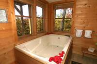 JACUZZI at WILDWOOD in Sevier County TN