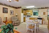 KITCHEN & DINING at XHELENS HAVEN in Sevier County TN