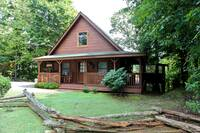 EXTERIOR at COUNTRY CHARM in Sevier County TN