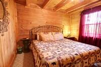 BEDROOM 2 at COUNTRY CHARM in Sevier County TN