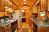 KITCHEN at BEN'S HIDEOUT in Sevier County TN