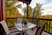 OUTDOOR DINING at TOP NOTCH in Sevier County TN
