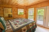 BEDROOM 2 at XPERFECT POINTE OF VIEW in Sevier County TN