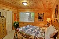 BEDROOM 1 at XPERFECT POINTE OF VIEW in Sevier County TN