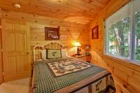 BEDROOM 3 at XPERFECT POINTE OF VIEW in Sevier County TN