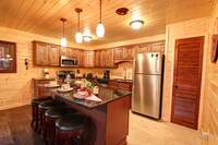 KITCHEN BAR at MOUNTAIN MAJESTY in Sevier County TN