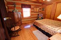 BEDROOM 3 at WILDWOOD in Sevier County TN