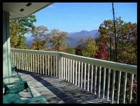 MOUNTAIN VIEW at CABIN FEVER in Gatlinburg TN