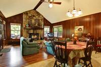 MAIN AREA at BEAR MOUNTAIN LODGE in Sevier County TN