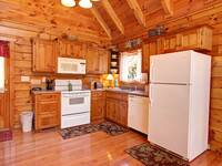 KITCHEN at MOUNTAIN PAS in Pigeon Forge TN