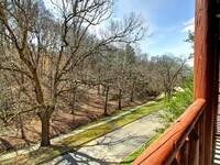 DECK at MOUNTAIN PAS in Pigeon Forge TN