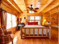 BEDROOM 2 at MOUNTAIN PAS in Pigeon Forge TN
