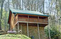 EXTERIOR at HIGH NOON in Sevier County TN