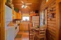 KITCHEN at AT WITTS INN in Sevier County TN