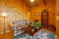 LOFT  at HEMLOCK HIDEAWAY in Sevier County TN