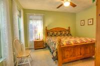 BEDROOM 1 at XDANCES WITH BEARS in Sevier County TN