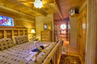 BEDROOM at SWEET SECLUSION in Pigeon Forge TN