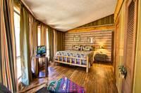 BEDROOM 2 at XXELK HORN LODGE in Gatlinburg TN