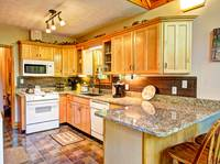 KITCHEN at MOUNTAIN TREASURE in Sevier County TN
