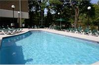 SWIMMING POOL (IN SEASON) at CEDAR LODGE 205 in Pigeon Forge TN