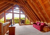 LOFT at TOP NOTCH in Sevier County TN