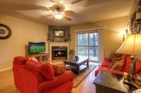 LIVING AREA at CEDAR LODGE 205 in Pigeon Forge TN