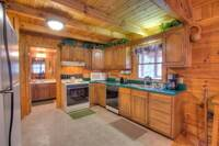 KITCHEN at MULBERRY PLACE in Sevier County TN
