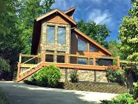 EXTERIOR at STONEWOOD LODGE in Pigeon Forge TN
