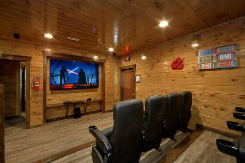 SPLASH MOUNTAIN-BRAND NEW 2017 Cabin Rental