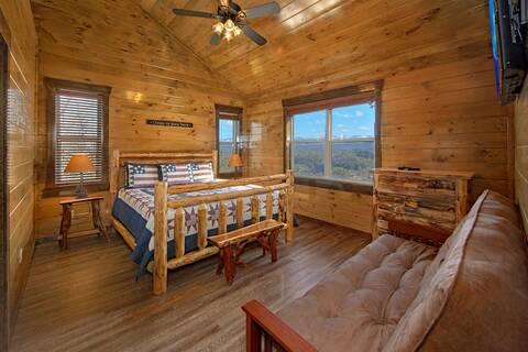 SPLASH MOUNTAIN-BRAND NEW 2017 Cabin Rental