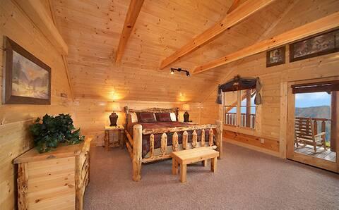 CADES COVE CASTLE Cabin Rental