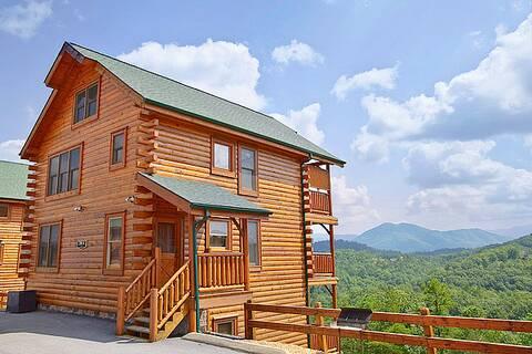 HEAVENLY DAZE 3 Bedroom Cabin Rental