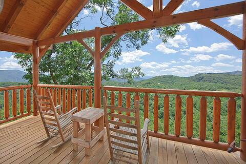 TIME WELL WASTED 1 Bedroom Cabin Rental